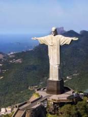 Rio, Brazil - Jesus