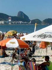Rio, Brazil - Sugarloaf Copacabana