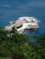Rio, Brazil - Santa Cruz Fortress