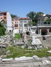 Bulgaria Plovidiv Ruins