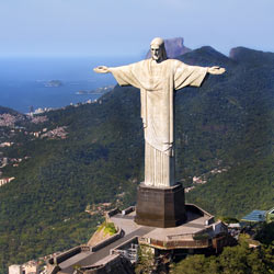 Brazil Rio Cristo
