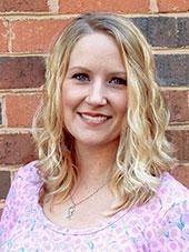 Aimee Fauerbach, Marketing Coordinator