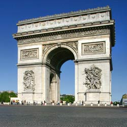France - Paris Arc de Triumph