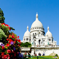France Paris sacre coeur