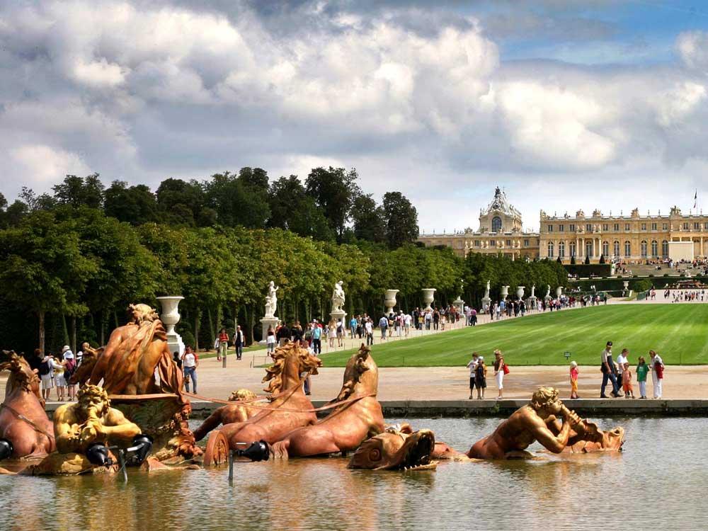Tours - Paris Versailles