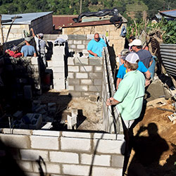 Construction ministry in Guatemala