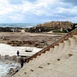 Israel - Caesaria Amphitheatre
