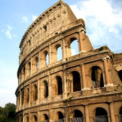 Italy - Rome Colosseum