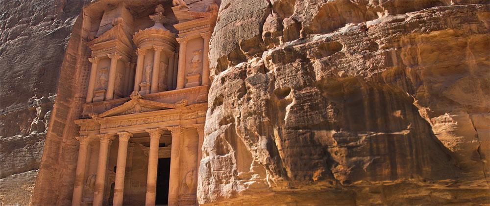 Jordan Petra Treasury