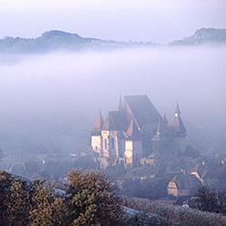 Mission teams can visit Biertan, a fortified church in Romania