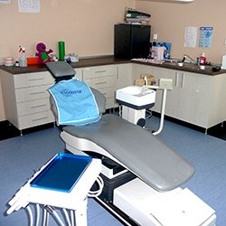 Ministry-run dental clincic offers preventative and restortorative dental care
