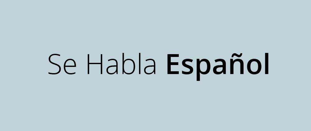 Se Habla Español banner