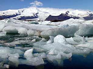 Iceland Jokulsarlon Ice