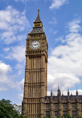 London, England - Big Ben