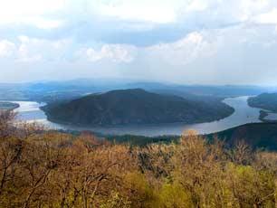 Hungary Visegrad Danube bend