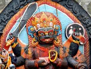 Bhaktapur Kala-Bhairab