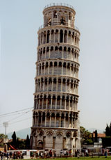 Italy - Leaning Tower of Pisa
