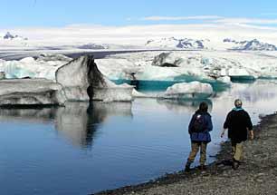 Iceland Jokulsarlon Vatnajokull National Park
