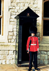 England - Beefeater