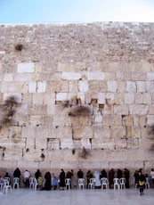 Jerusalem, Israel - Wailing Wall Close
