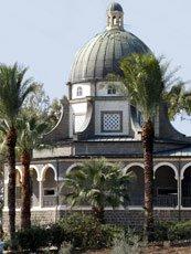Israel - Mount of Beatitudes