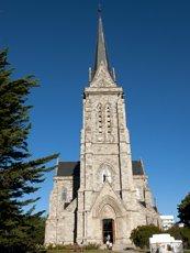 Argentina Bariloche Nahuel Huapi Cathedral