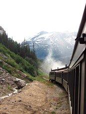 Canada - Skagway Train