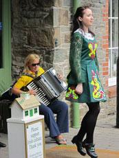 Ireland - Dancing
