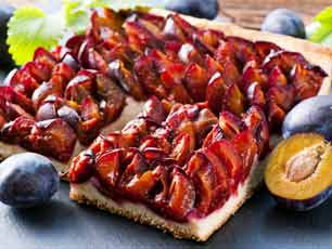 Germany Plum cake