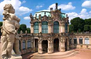 Germany - Dresden Zwinger Museum