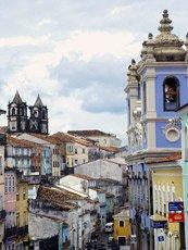 Salvador de Bahia, Brazil - Street
